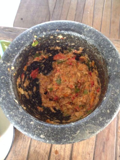 My chili paste