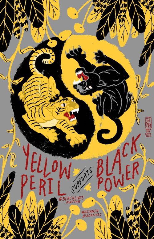 YELLOWPERILBLACKPOWER